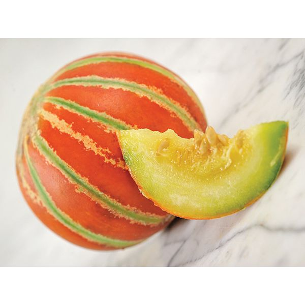 Greek//Cretan Melon 20 Seeds Rare Variety Heirloom Mediterranean Fruit