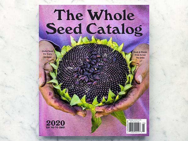 Baker Creek Whole Seed Catalog 2020