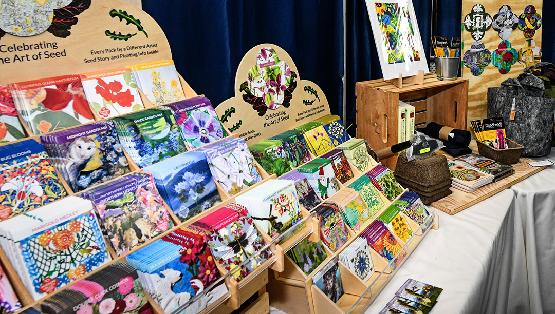 Hudson Valley Art Seed Packets